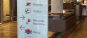 Označevalna tabla – prostostoječa
